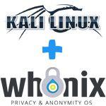 Kali 2.0 + Whonix = Anonimato en la raiz