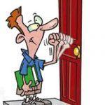 Knock-Knock writeup